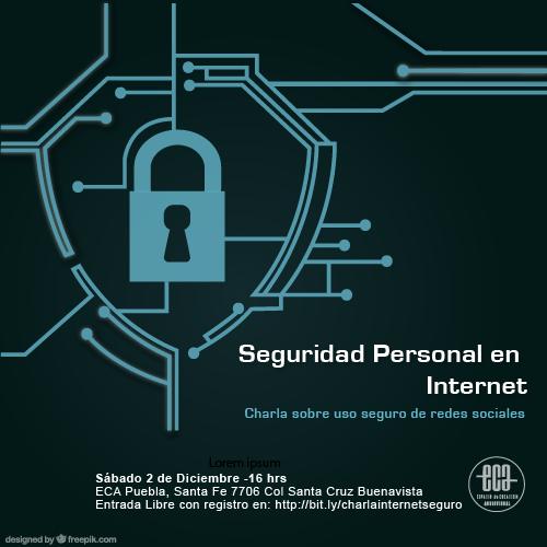 charla eca puebla seguridad digital