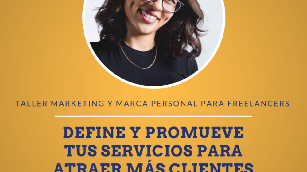Taller Marketing y Marca PErsonaL para fotógrafos
