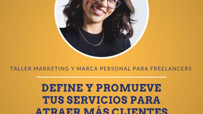 Taller Marketing y Marca PErsonaL para fotógrafos